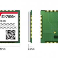 SIMCOM SIM7000 NB-IOT模块