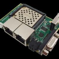 MicrohardPMDDL2350图像传输封装数传一体机