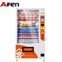 艾丰AF-60饮料零食综合售货机制冷自动售货机
