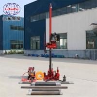 鲁探50米轻便地质钻机QZ-3型岩土工程钻探机