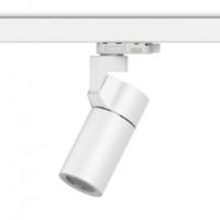 供应高端博物馆专用射灯 左辅照明调光调色10W变焦轨道灯