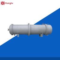 列管式换热器的工作原理