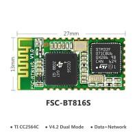 TI CC2564C蓝牙4.2双模芯片 SOC蓝牙数据双模