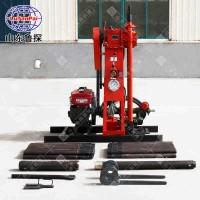 鲁探YQZ-50A型轻便液压钻机50型地质取样钻机可拆解