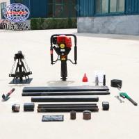 供应便携式取土钻机QTZ-2型高频冲击式环保取样钻机