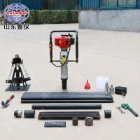 15米土壤取样器QTZ-3型便携式取原状土钻机设备配件