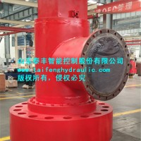 泰丰生产100到400通径CF型充液阀