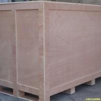 上海宝山密封木箱定制包装木箱