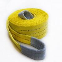 立诗顿起重吊带,扁平涤纶吊装带,彩色双扣吊车吊带3吨5米
