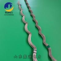 预绞丝护线条 悬垂线夹铝合金护线条