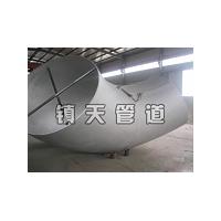 广东不锈钢冲压弯头怎么样「镇天管道装备」冲压弯头-一手货源