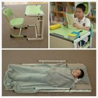 深圳 托管班学生床 校外托管桌床两用折叠床批发