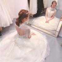 没男友照样拍 单人婚纱照正流行