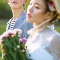 你喜欢怎样的婚纱照呢?