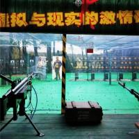 成都旅游景点气炮枪批发网红游乐设备新型玩具儿童射击游乐气炮枪