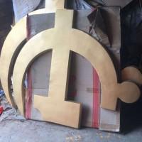 金属徽章批发-铸铝警徽制作-生产警徽厂家
