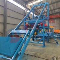 梦国机械预制构件布料机 预制构件固定台座生产线