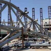 大型钢结构铸钢节点,铸钢件供应