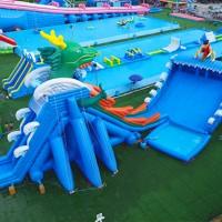 做水上乐园需要什么条件? 广东中力旅游开发公司