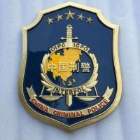 定做中国武警警徽-生产警徽厂家