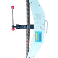 钢丝绳张紧力检测装置 接触网线索测力仪
