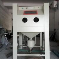 高压喷砂机 钛合金氧化层清理设备 平顶山压入式手动喷砂机