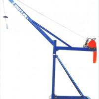360度旋转小吊机/ 建筑装修吊机/220V小型提升机