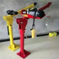 车用小型吊运机/电瓶吊机/折叠车载吊机