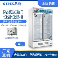 青海实验室、医药存储防爆恒温恒湿柜 不锈钢式