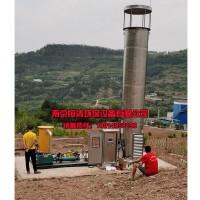 南京恒清环保填埋场养殖场企业污水厂厌氧沼气火炬内燃封闭式火炬