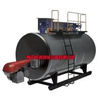 南京恒清环保填埋场养殖场企业污水厂厌氧沼气锅炉卧式热水锅炉