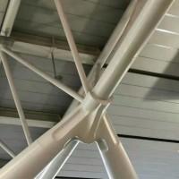钢结构工程中铸钢节点怎样焊接
