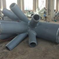 铸钢节点在大跨度管桁架建筑钢结构中应用
