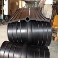 山东优策中埋止水带外贴式橡胶止水带钢边止水带规格300*8