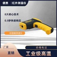 热力管道用可携带式红外测温仪