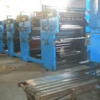 高斯轮转印刷机  高斯4+4轮转印刷机