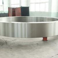 回转窑轮带 1吨轮带铸钢件价格 滚圈铸造厂家