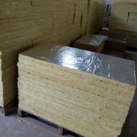 插丝岩棉板工业保温防火岩棉板彩钢板夹心岩棉条