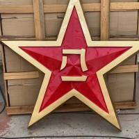 八一军徽和国徽生产厂家公示生产工艺技术