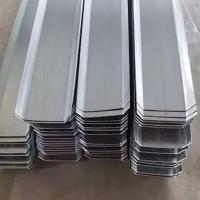 止水钢板山东厂家批发大量现货预埋黑钢定制止水钢板阴阳角