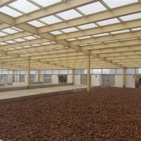房山哪里有钢结构公司厂家-北京福鑫腾达彩钢订做钢结构玻璃顶