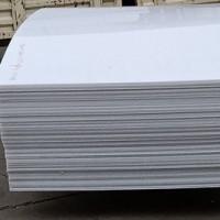 白色PP板 耐酸碱聚丙烯塑料板材 加工 PP冲床裁断垫板