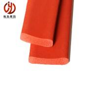 河北航佑定做 硅胶方条 硅橡胶条 硅胶实心条 耐高温密封条