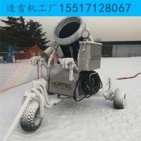 室内造雪设备 河南诺泰克品牌造雪机出雪量大