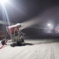 智能造雪机的选择方法 诺泰克室内外造雪机厂家