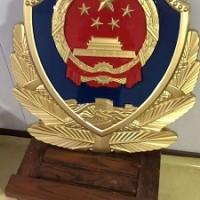 国徽和警徽生产厂家模具规格齐全/特殊尺寸可以私人定制