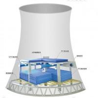 嘉荫县食品厂磷酸二氢钠冷却塔填料 冷却效果好 亲水面积大