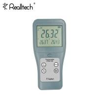 RTM1103接触式3通道温度检测仪高精度热电偶高温计