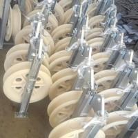 电力放线滑车报价 导线放线滑轮厂家