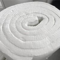 耐火保温隔热陶瓷纤维毯 耐高温甩丝毯厂家
